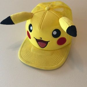 Other - Pokémon pikachu trucker hat